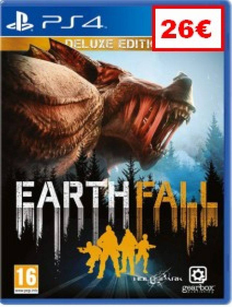 Earthfall - Deluxe Edition PS4